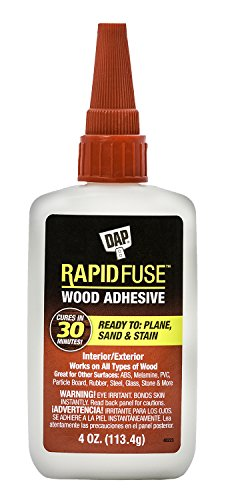 DAP 00157 Rapid Fuse Wood Adhesive Raw Building Material