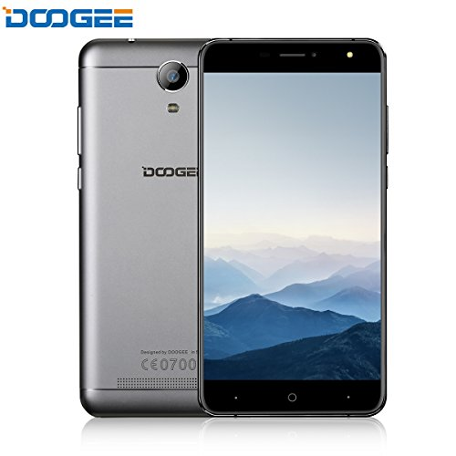 Mobile Phones 4G Unlocked, DOOGEE X7S Android 6 0 VR