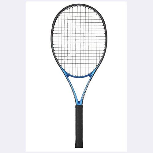 Dunlop SRX Precision 100 Tennis Racquet (4-1/2)
