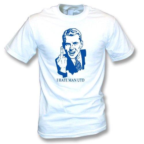 I Hate Man Utd T-shirt Leeds United (Leeds United Shirt)