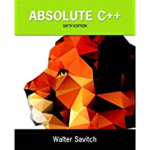 Absolute C++ plus MyProgrammingLab with Pearson eText -- Access Card Package (6th Edition)