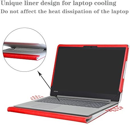 Alapmk Funda Protectora Para 15 6 Lenovo Ideapad 320s 15 320s 15ikb Series Para Computadora Portátil Rojo Computers Accessories Amazon Com