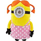 "Minions Girl ""Cuddle Me"" Pillow Buddy Despicable ME Minions"