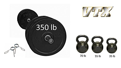 Home Garage Gym Package Set