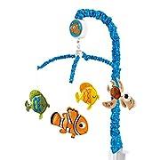 Disney Finding Nemo Musical Mobile, Blue