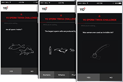Apple iPhone | YO at Home Sperm Test for Smartphones | Includes 2 Tests | Men's Motile Sperm Fertility Test | Check Moving Sperm and Record Videos | CHOOSE PHONE MODEL 5 5S 5SE 6+ 6S+ 7 7+ X 8+ 8 6 6S by YO (Image #3)