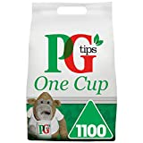 PG Tips One Cup Pyramid Tea Bags