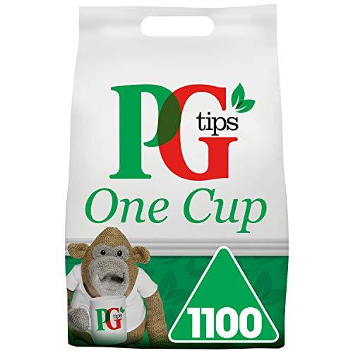 PG TIPS PYRAMID TEA BAGS PK1100 ()