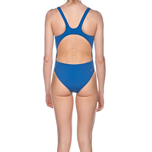 Bagno Da Arena Costume Solid Swim bianco Royal Tech Donna xqnwRU7W
