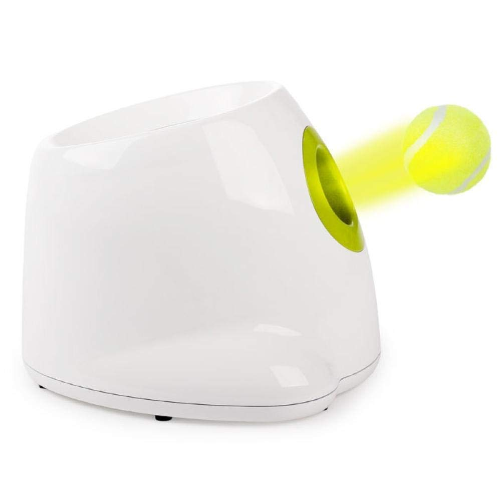 Hyper Fetch Dog Ball Thrower All For Paws Pet Interactive Toy Mini Ball Size