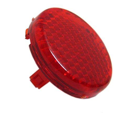 Red Mini Reflectors - 6