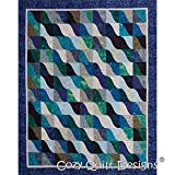 Pattern~Wave Runner~A Fat Quarters Anonymous