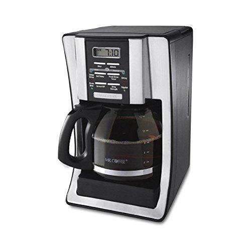BVMC-SJX33GT 12-Cup Programmable Coffeemaker