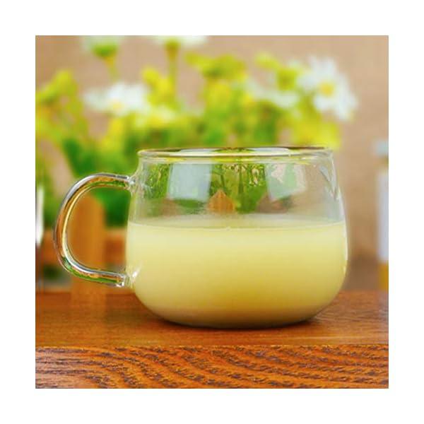 Nuovo 100g (0,22LB) biologico 100% puramente naturale Lievito di birra Tradizionale tè in polvere tisana tè profumato Tè… 7 spesavip