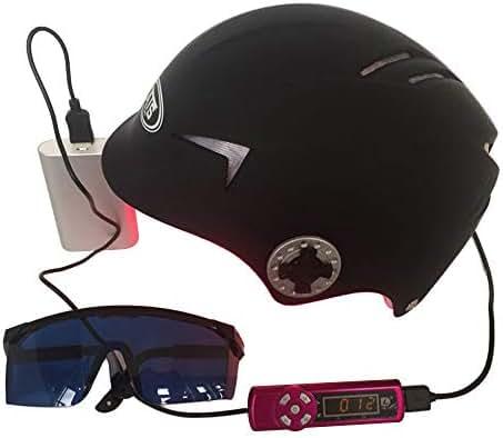 Hair Regrow Laser Helmet 64/128 Medical Diodes Treatment Fast Growth Cap Hair Loss Solution Hair Regrowth Machine - Hair Regrowth for Men and Women (64 Diodes)