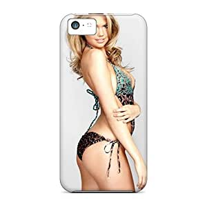 Cute Tpu CC WalkingDead Kate Upton Photoshoot Case Cover For Iphone 5c