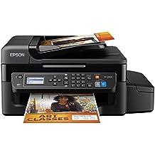 Epson ET-4500 Color Photo Printer with Scanner Copier & Fax
