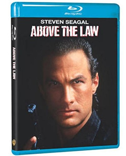 Above the Law [Blu-ray]