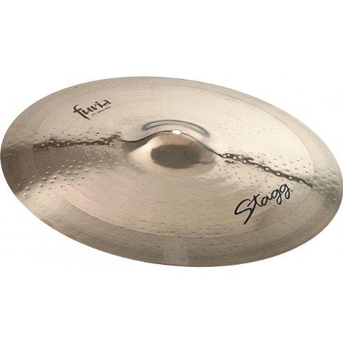 Stagg F-RR22B 22-Inch Furia Rock Ride Cymbal