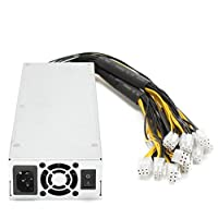 Fashion Egmy Platinum 1600w 92% Mining Power Supply For Bitcoin Miner S7 S9 12.5T/13T/13.5T