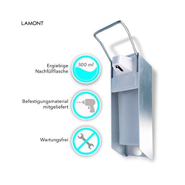 LAMONT-Lieferung-sofort-nur-bei-LAMONT-Desinfektionsspender-Eurospender-Seifenspender-500ml