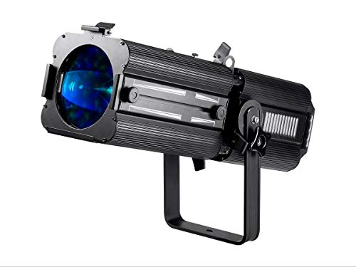 - Monoprice COB LED Ellipsoidal With Manual Zoom (RGBW 17 Degree-50 Degree beam angle), 180W - Stage Right Series