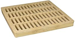 NDS 1212S 12x12Sand Sq Poly Grate