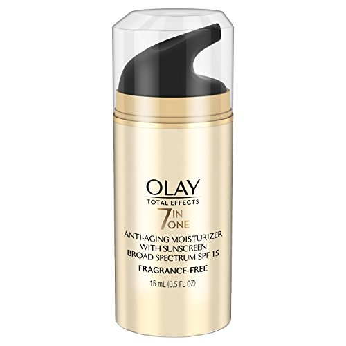 Olay Total Effects Anti-Aging Face Moisturizer with SPF 15 F