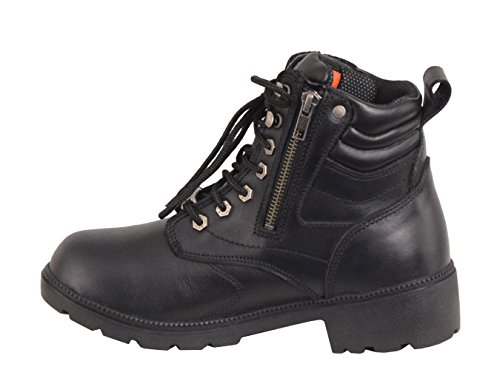 Black Milwaukee B 5 Nero Mbl9321wp Stivali Donna 7 m 5 7 blk Us Ur0xvUS
