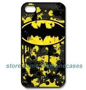 batman 2012 Theme iPhone 4/4s Hard Shells