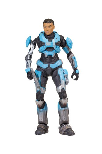 McFarlane Toys Halo Reach Series 6 Kat Action Figure (Unhelmeted)