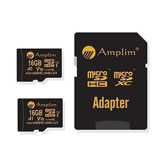 Amplim 256GB 128GB 64GB 16GB Micro SD SDXC V30 V10 U3 A1 Memory Card Plus Adapter Pack (Class 10 UHS-I MicroSD XC Extreme Pro) 64 GB Ultra High Speed 667X 100MB/s UHS-1 TF MicroSDXC 4K Video 2 CELL PHONE/TABLET COMPATIBILITY: Samsung Galaxy J2 Tab A Note8 Note 8 S8 S9 Plus S8+ Active S7 S5 S6 J7 V Max edge J5 J3 Emerge Perx E5 Prime Z4 Amp Express 2 Xcover 4 Tab S3 S2 E A Book 8.0 S2 9.7 View C7 C9 Pro A7 A5 A3 Eclipse Note5 On5 Amp 2 Halo; LG V30 V30+ V20 V10 X charge Q8 Q6 G6 G6+ G5 G4 X K8V venture Stylo 2 3 Power Harmony K20 V Fortune Phoenix 3 G Pad X II F2; Amazon Kindle Fire HD, Microsoft Surface Pro 3 4; ASUS ZenFone V Live 4 Selfie Pro 3S 10 LTE Live AR 3 Zoom ZenPad Z10 Z8 Sony Xperia XZ Premium XA1 XZ1 Compact L1 XZS XCompact XA Z5 M5; HTC One U11 life Desire 555 U Play 530 625 10 A9; Motorola Moto X4 G5S Z Z2 Force Edition E4 Play G5 G4 Bolt Droid tab MAXX 2 TURBO 2; Huawei Honor 9 7X 6C 8 Pro View 10 V10 Mate 10 Lite Y6 Pro P8 P9 Lite P10 mini nova 2 Plus6A nova 2 Y7; OPPO F5 R11 F3; Xiaomi Redmi Y1 Lite Mi A1 Max 2 5 Note 4X; ZTE Blade X Force Vantage XL V8 Axon M Blade Zpad Nokia 2 8 3 5 6; Nintendo 2DS 3DS Alcatel IDOL 4 5 LED A7 A30 Tablet Fierce U5 HD Idol 5S A30 Plus A50 Pulsemix; BlackBerry KEYone PRIV; BLU Life One X2 Mini R1 Plus Tank Xtreme Dash L3 Vivo XL2; Razer Phone; nubia N2 N1 Lite;; ARCHOS 50 55 Graphite; FiGO Gravity; DuraForce PRO; Ellipsis 8 HD Gizmo Tab; Lumia 735 640 650 950 XL; AT&T Trek 2 HD G Pad X 8.3 8.0 F II 10.1 Lancet 626 626S; LG Exalt LTE Aristo K3 Fortune; Elipsis 10; ZTE Avid TRIO Overture Tempo X Prestige 2; Alcatel TRU FIERCE 4 ONETOUCH IDOL Revvl Plus