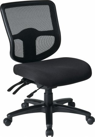 Office Star-Pro-Line II 98341-30 Ergonomic Task Chair with P