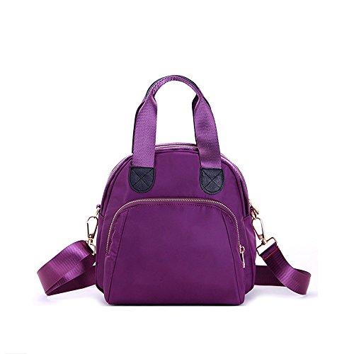 Violeta Bolso Impermeable Hombro GWQGZ Solo Multiuso wTRYfTvq