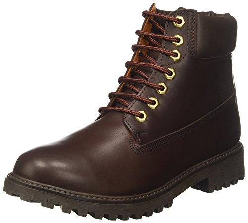 Dk Lumberjack Herren River Brown Boots Marrone Combat PXHqxCgX