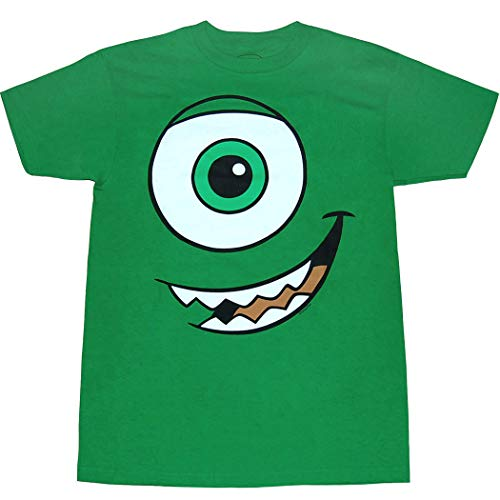 Monsters Inc I Am Mike T-Shirt-Medium -