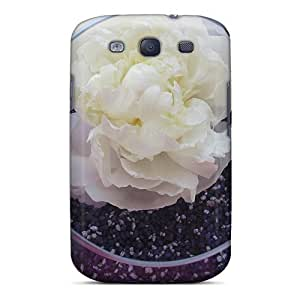 Galaxy S3 Case Cover Skin : Premium High Quality Flowers In The Vase Case