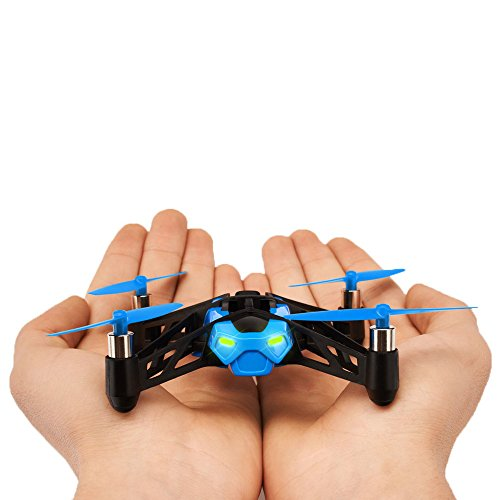 Parrot mini drone's rolling spider Red by Parrot (Image #16)
