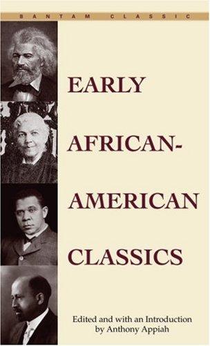 Search : Early African-American Classics (Bantam Classics)