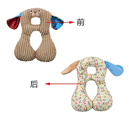 Baby Toddler Travel Car Seat Pillow Stroller Cushion Head Neck Support Headrest