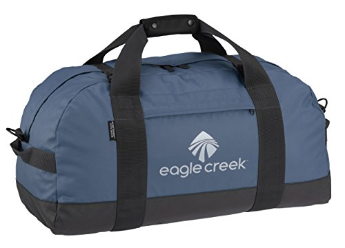 Eagle Creek Travel Gear No Matter What Flashpoint Medium Duffel, Slate Blue, One Size (Duffle What Eagle Matter Creek No)