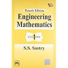 Engineering Mathematics by S. Shankar Sastry (2009-12-01)