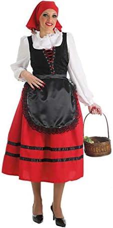 LLOPIS - Disfraz Adulto pastora: Amazon.es: Juguetes y juegos