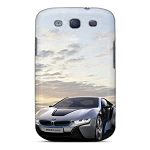 For MikeEvanavas Galaxy Protective Cases, High Quality For Galaxy S3 Bmw I8 Skin Cases Covers