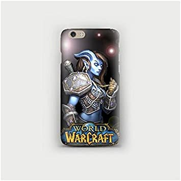Coque iPhone 6 World Of Warcraft: Amazon.fr: High-tech
