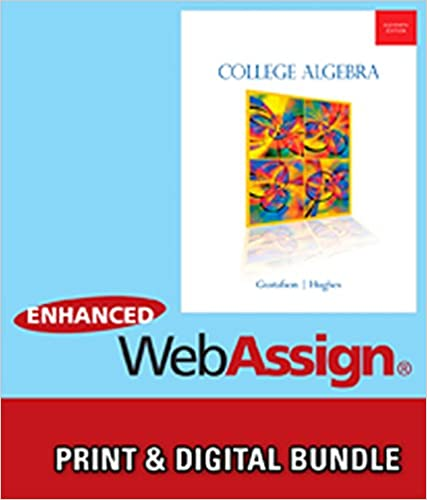 Bundle college algebra 11th webassign printed access card for textbook access code bundle fandeluxe Image collections
