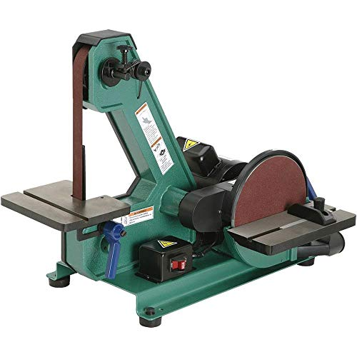 """Grizzly Industrial H8192-1"""" x 42"""" Belt/8"""" Disc Combo Sander"""