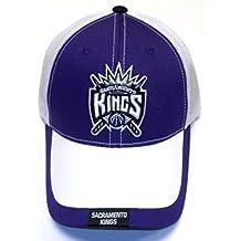 Sacrament Kings Structured Velcro Strap NBA Hat - Osfa- XZ463