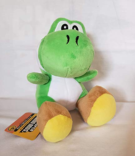 Busting Baby Products Super Mario Bros Yoshi Plush Toys Dolls 6inch Kids Collectible Dinosaur Soft Stuffed Toy Doll Cartoon Game Toys for Children Gifts