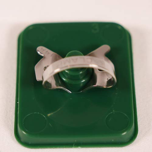 Amazon.com: KClamp #14A - ENDODONTIC Accessory Rubber Dental Dam CLAMP: Industrial & Scientific